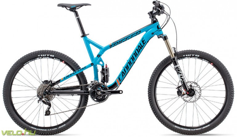 2015 Cannondale Jekyll, Trigger 650B