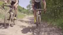 Lefty vill�s gravel bike-ot k�sz�l bemutatni a Cannondale