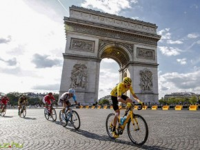 Greipel nyerte a Champs-Elysees befut�j�t, Chris Froome a 2016-os Tour gy�ztese