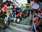 Red Bull gettó downhill Rioból...