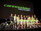 Cannondale Pro Cycling 2013-as csapatbemutat�