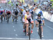 Tour Down Under 2013 - People's Choice Classic: Az utols� kilom�terek