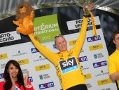 Crit�rium International 3.etap: Froome gy�zelme